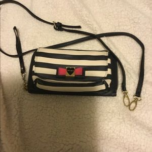 Gorgeous Betsy Johnson wallet/clutch